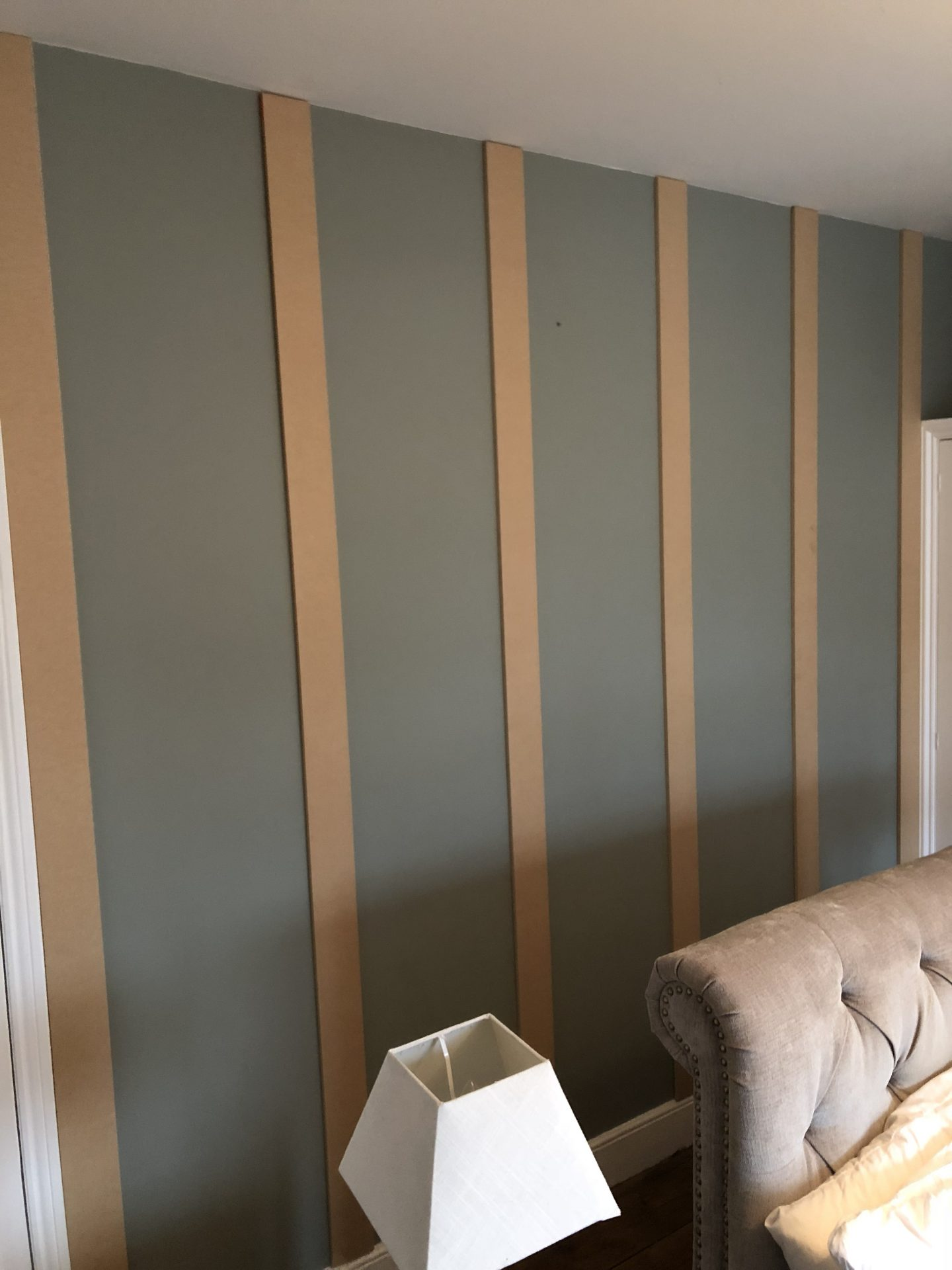 Wood Wall Paneling: Easy Way To Create Wood Paneling