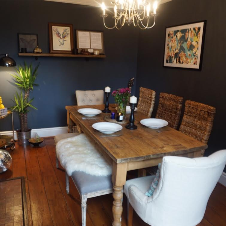 Creating A Cosy Dining Room End Of The Row