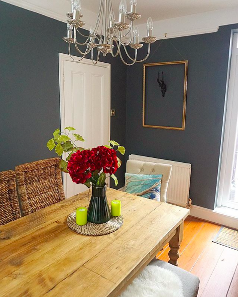 Creating a cosy dining room
