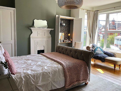 Bedroom Before & After