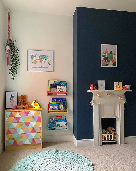 Fun chest of drawers for children